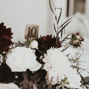 BHLDN table numbers
